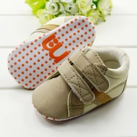 3pairs/batch Free Shipping Boys Shoes for Newborn First Walkers with Comfortable Soft Sole Shoes Kids Boy in All Season