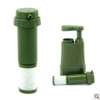 1pc Soldier Water Filters 2000L (no retail box) Frontier Survival outdoor Purifying Straw purifier drinking pipe