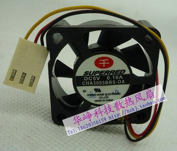 3010 5v 0.1a cha3005bbs-oa cooling fan