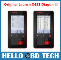 Original Launch X431 Diagun III X-431 Bluetooth Update Online