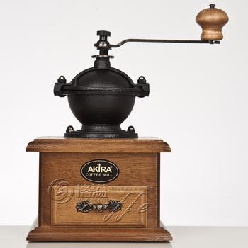 Akira hand coffee beans grinding machine vintage dismembyator hinge a-4