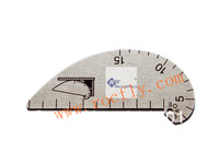 WG-23FG 1 pc set Pocket Welding seam Fillet Gauge