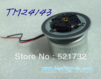 DVD motor TM24143 METAL pully spindle motor.