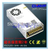 HIGH quality  S-350-18 AC220V-DC18V/20A 350W led switching power supply