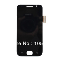 Free Shipping For Samsung i9000 Galaxy S lcd screen and touch screen assembly  Black color; 100% original