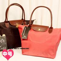 2013 women's bags folding zipper female shoulder bag handbag bag dumplings Medium