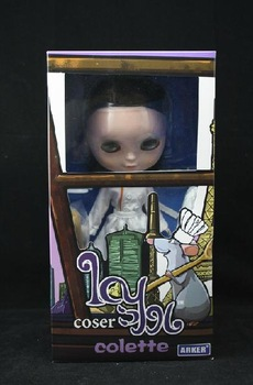 hot selling Icy blythe doll 26cm/ 10' inch tall (1pcs/ lot ) magic cook loading fine boxed  free shipping