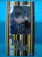 hot selling Icy blythe doll 26cm/ 10' inch (1pcs/ lot) lady fashion exquisite boxed  free shipping