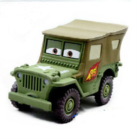 Hight Quality Pixar Cars 2 The Arms Dealer Diecast toy for Child gift loose free shipping