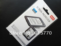 Retail dull polish Anti-fingerprint screen protector for Amazon Kindle 4/5/Touch/paperwhite free shipping
