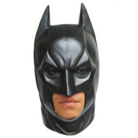 Latex Scary mask Costume Halloween Deluxe Batman Party masks Direct spot
