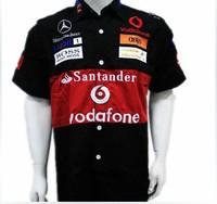RB001-7 F1 automobile  race motorcade car Team racing clothing short-sleeve shirt T-shirt cotta T-shirts