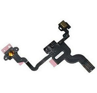 New Replacement Parts Light Sensor Power Button Flex Cable for iPhone 4 4G