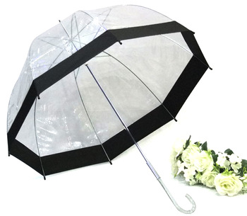 Umbrellas Transparent apollo  bubble  transparent  crystal handle belt  cover long-handled   umbrella Free shipping H