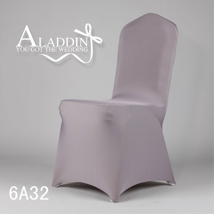 Shipping gray spandex lycra chair cover spandex chair cover wholesale