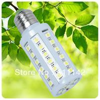 8W LED corn lamp, 55pcs SMD5050 led, E27/B22/E14 socket, lumen 660lm, voltage AC200-240V, beam angle 360 degree, cheap price