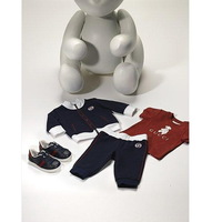 Retail New Brand Baby Boy's Clothes 3In Sets/Boy's T-Shirt +Casual Pants+Coat/Children's Blouse+Trousers+Jacket