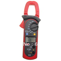 UNI-T UT204A UT 204A AC/DC LCD Digital Clamp Multimeter DMM 600A Voltage Current Resistance Frequency Test Meter UNI-T UT204A