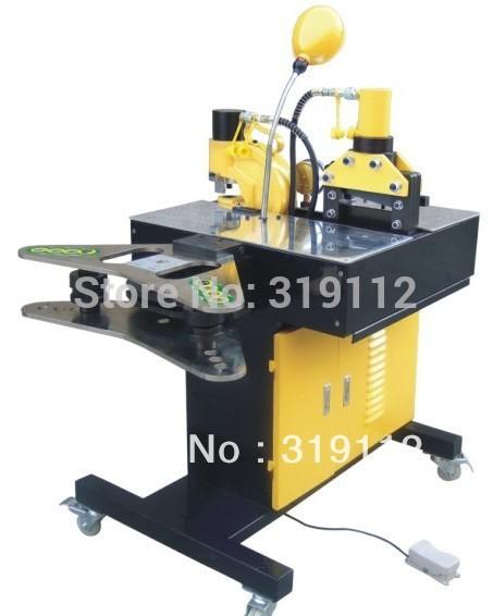 Top selling Hydraulic busbar processing machine VHB-401(China (Mainland))
