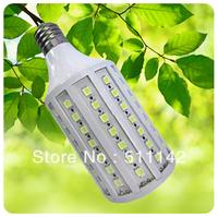 15W LED corn bulb lamp, 96pcs SMD5050, E27/B22/E14 socket, lumen 1400lm, voltage AC85-265V, beam angle 360 degree, cheap price
