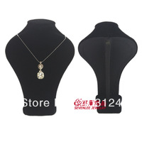 15*21cm Black Velvet Necklace Display,Necklace Stand,Jewelry Display,Jewelry Stand,Jewellery Display Stand--N105/Free Shipping