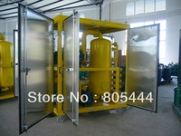 Weather-proof Enclosed Type Transformer Oil Filtration Equipment, Oil Treatment System