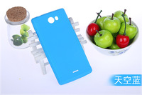 2013 New Soft TPU Back Case For iocean x7 phone Covers Anti-skid style 4Colors Free Shipping