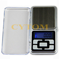 New 500g x 0.1g Mini Electronic Digital Jewelry weigh Scale Balance Pocket Gram LCD Display