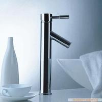 Bathroom single hole basin single basin hot and cold faucet basin 1163