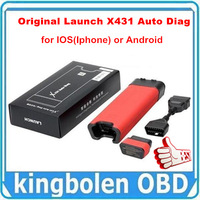 Launch Distributor 2013 Original Launch X431 Idiag X431 Autodiag scanner for IOS(IPHONE) online update with Free SHIPPING