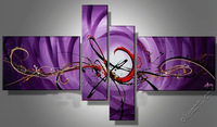 Dafen hand painted oil painting home decoration abstract canvas oil painting modern frameless painting home decor