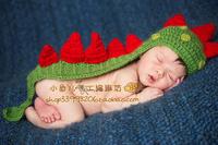 Knitted hat child hat baby hat newborn baby style cap