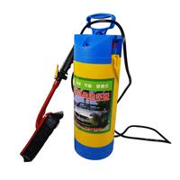 Free shipping, Portable high pressure car wash machine car wash device car wash water gun 8l