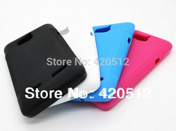 High Quality Anti-slid Soft Plastic TPU Gel Skin Protector Case Cover For Huawei U8950D U9508 C8950D G600 Honor 2 Honor+