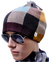 Burton Men 2 fashion autumn and winter encryption knitted hat outdoor skiing hat thermal lining