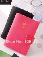 Crown Jamstudio sweet hasp passport cover anti degaussing passport holder