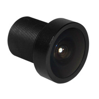 Vanxse New Board CCTV 2.1mm 160 Degree Angle CCTV Security Camera LENS 2.1mm wide lens for Surveillance camera