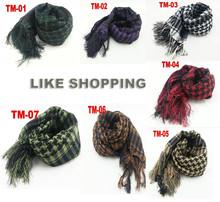 arab scarf promotion