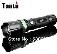 Strong light flashlight ,LED long shots flashlight ,charging phones,lifesaving hammer