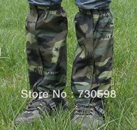 Water-Resistance Breathable Podotheca Outside Hunting Trekking Gaiters Snow Leggings Climbing Foot Set Sking Puttee