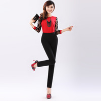 2013 candy color high waist pencil pants plus size formal ol legging trousers