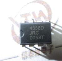 JRC4558 4558 4558D op amp brand new original stock of  DIP-8 DIP