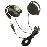 LY4# Sport Earphone Clip On Sports Stereo Headphones Earphone For MP3 MP4 Player