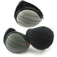 Screw thermal plush earmuffs ear package yarn male women's earmuffs ear 2013