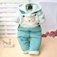 2013 male wadded jacket autumn and winter coral fleece cotton-padded jacket baby clothes winter outerwear