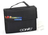 Free Shipping Wholesale Retail Mark Pen Bag Mark-Pen Handbag Durable Felt Pen Storage Bag Portable 36 Pen Spaces