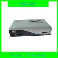 dm500c cable tv digital dm 500c singapore Set Top Box dm500 cable receiver Linux System MPEG2 decoding china post Free shipping