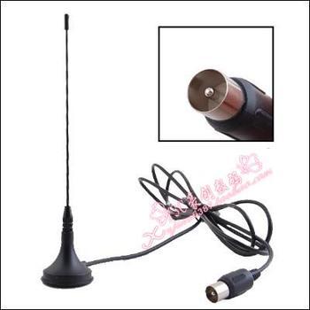 wifi  antenna Dvb t - 5dbi aerial tv aerial coaxial interface