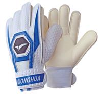 Keeper Glove Professional football goalkeeper gloves set finger gloves u531