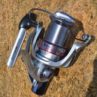Free shipping, Risn GT6000, GT8000 14BB long shot  large fishing line spinning reel